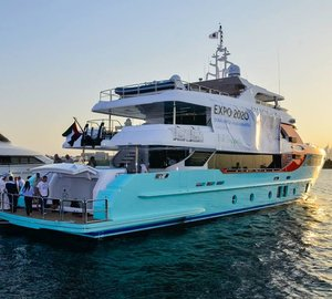 Photos from Gulf Craft superyacht Majesty 135 Exclusive Reception 2013