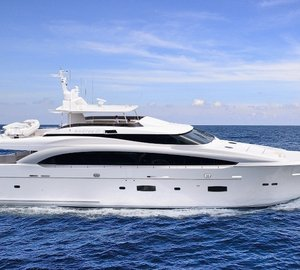 First RP110 motor yacht ANDREA VI delivered by Horizon