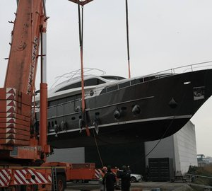 Photos from launch of Wim van der Valk Continental III 26.00 RPH Yacht