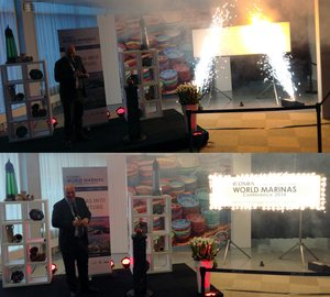 ICOMIA World Marinas Conference 2014 launched at METS