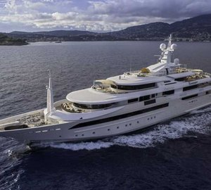 CRN 129 mega yacht CHOPI CHOPI: A Jewel of the Italian boating industry