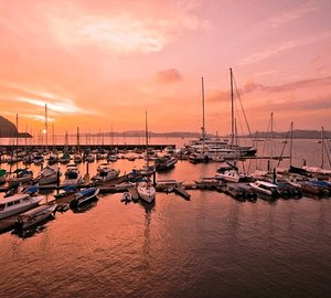 Growing superyacht marina options in Asia Pacific regions