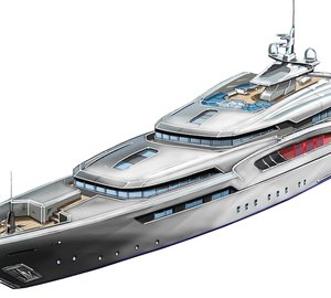 70m Motor Yacht by Moore Yacht Design