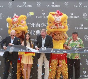 New office opening for Fairline China