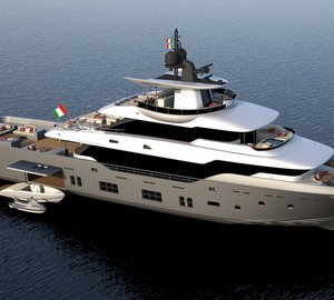 Oceanic Yachts - new line of fast explorer yachts from Canados