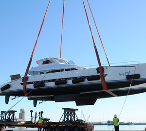 Two Oceans Marine and Du Toit Yacht Design launch 75ft Open Ocean 750 Sailing Catamaran HQ2
