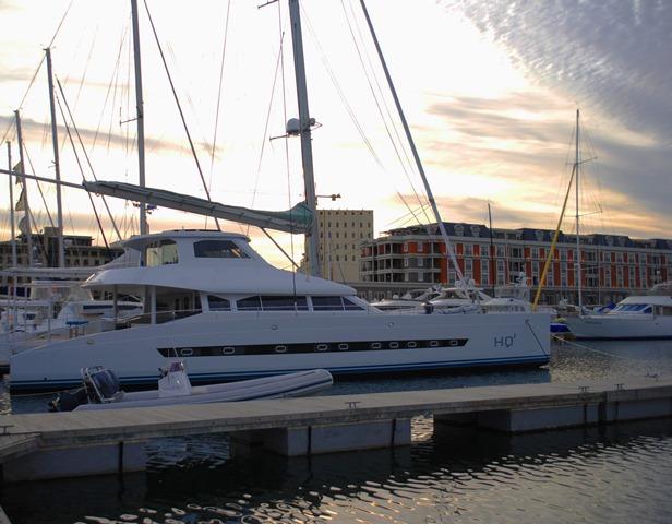 Open Ocean 750 luxury yacht HQ2