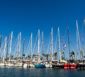 Oyster yachts to attend ARC 2013 in Caribbean's St. Lucia