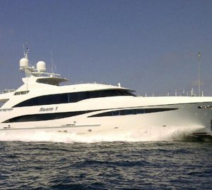 Delivery of 167' Trinity motor yacht REEM 1 (hull T-061)