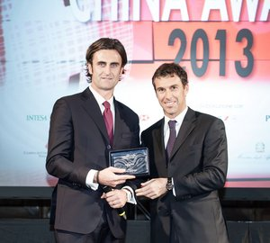 Sanlorenzo awarded at the China Awards 2013