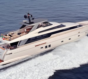 Two new superyacht contracts signed by Sanlorenzo at FLIBS 2013