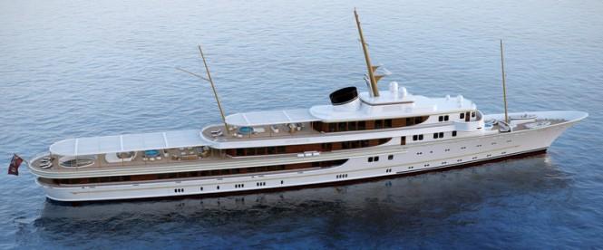 Superyacht Classic design