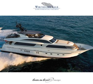 Continental III RPH Yachts designed by Guido de Groot for Wim van der Valk