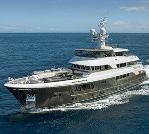Additional images of 39m Alloy explorer yacht CaryAli