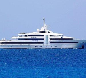 Oceanco mega yacht VIBRANT CURIOSITY donates IGY Marinas Anchor Club Points to YachtAid Global