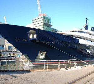 Amico & Co completes 86m Yacht SEVEN SEAS and 62m Yacht APOGEE refit projects