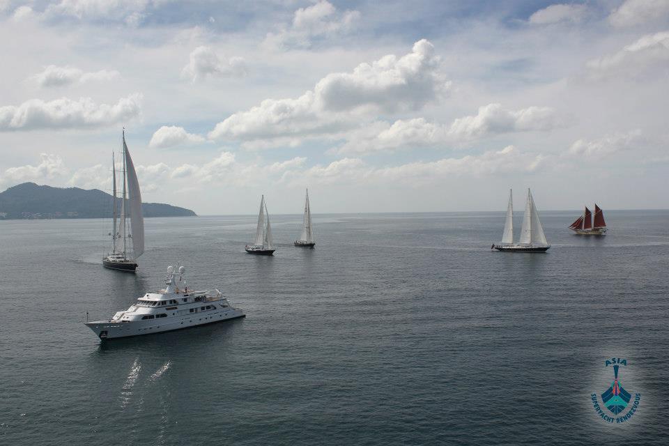 Asia Superyacht Rendezvous 2012