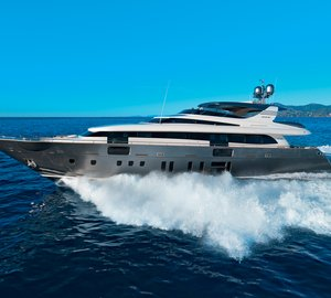New Canados 108 luxury yacht M&A's by Canados Yachts