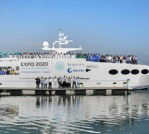 Gulf Craft congratulates the Dubai Expo 2020 team