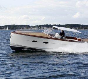 Beiderbeck-designed KNIERIM Runabout 36 - Superyacht Tender