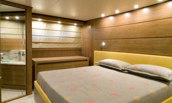 Marcelina Yacht - VIP Cabin