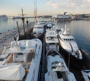 NAO Victoria Yacht Aboard DYT's Super Servant 4