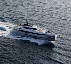 Luxury motor yacht 40s Hybrid by Palumbo for sale