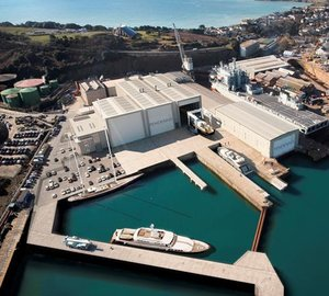 Update on expansion of Pendennis' Falmouth facilities