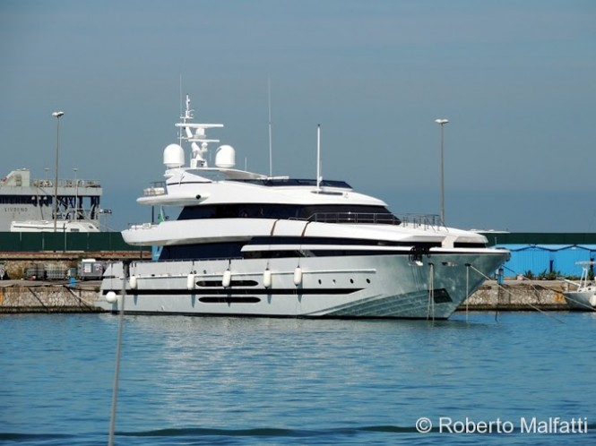 Project 12 yacht by Cantieri di Pisa