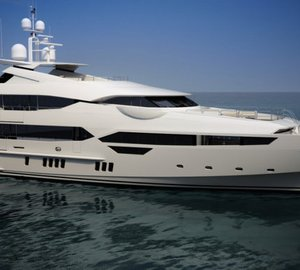 Sunseeker's Flagship 155 Yacht nearing completion