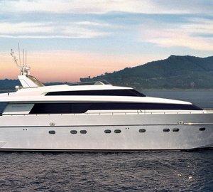 WHYKO sells Sanlorenzo 88 motor yacht MARCELINA (hull n° 492)