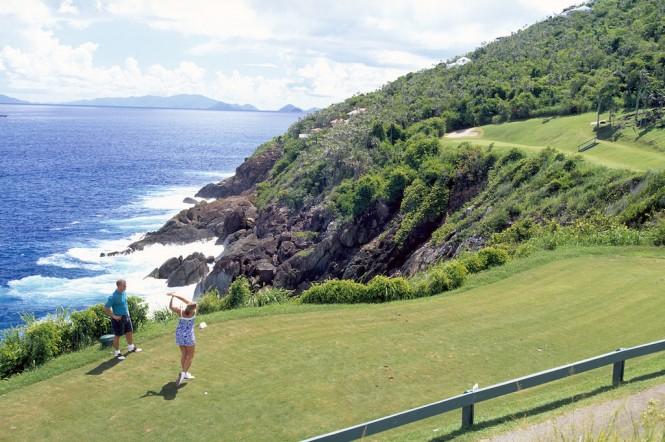 St Thomas -Mahogany Run - US Virgin Islands - Photo credit US Virgin Islands Department of Tourism