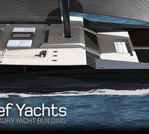 New Futuristic Sailing Catamaran Sunreef 165 ULTIMATE by Sunreef Yachts