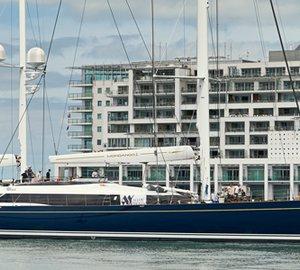 Dubois-designed MONDANGO 3 Yacht launched by Alloy Yachts