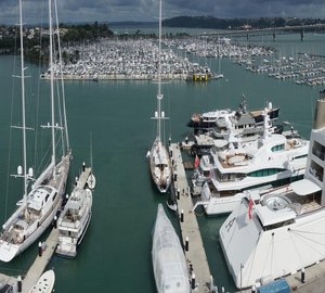 Extended entry period for international yachts visiting New Zealand
