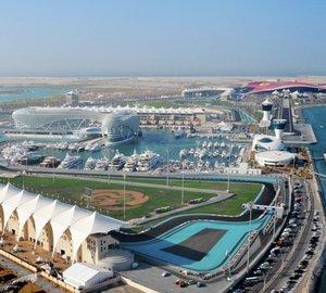 Winter season in C&N's Yas Marina in Abu Dhabi