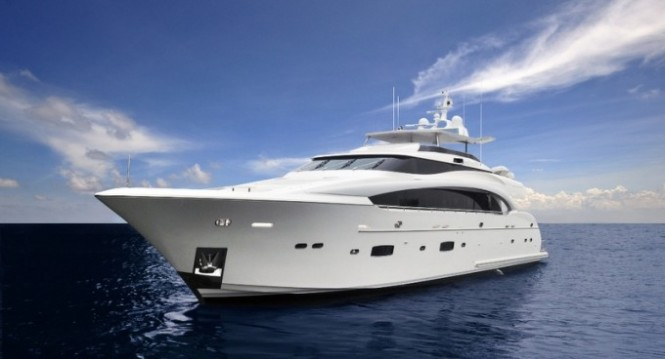 superyacht Andrea VI by Horizon