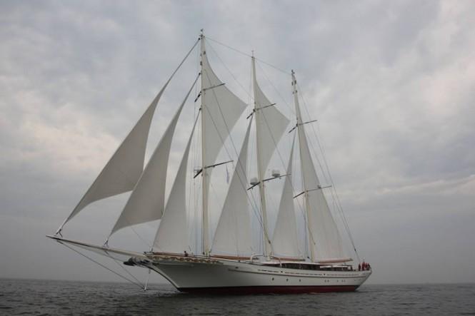 63.5m superyacht Mikhail S. Vorontsov by Dream Ship Victory