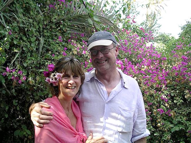 Debbie and Stephen Gratton