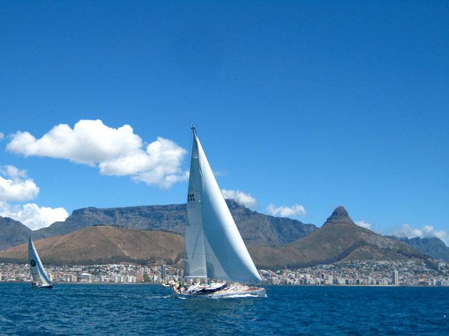 Oyster sailing yacht Kealoha 8