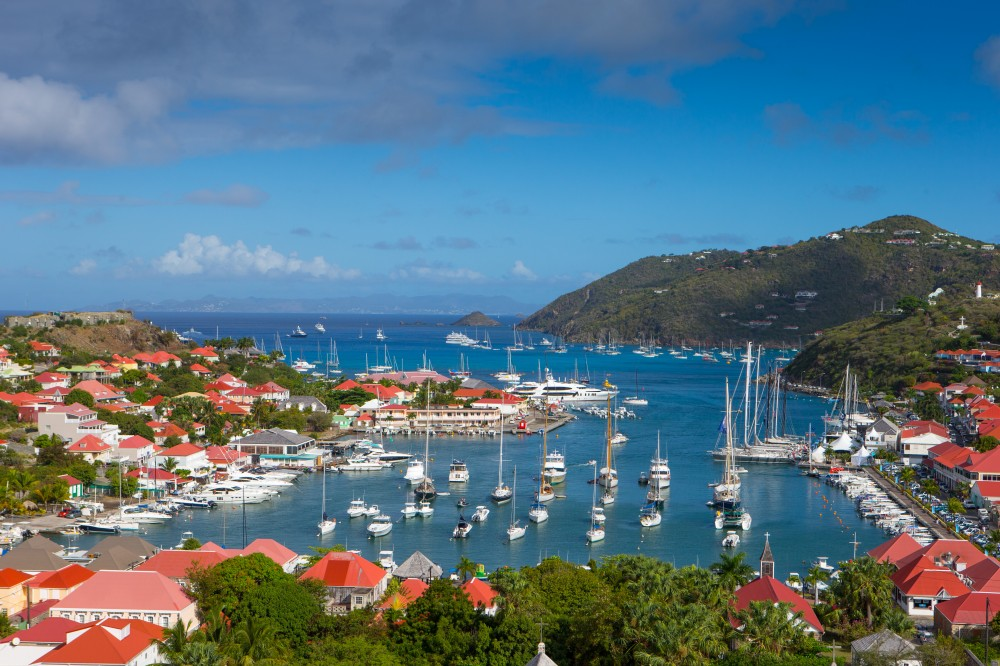 The fabulous Caribbean yacht charter destination - St Barth