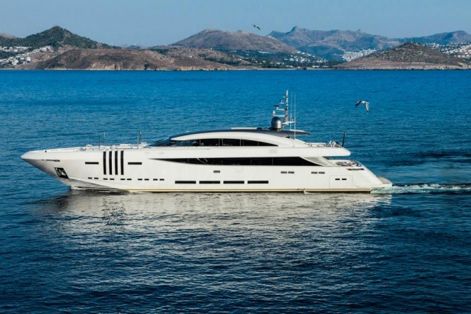Vellmari superyacht by Rossinavi - Copyright- Alberto Cocchi