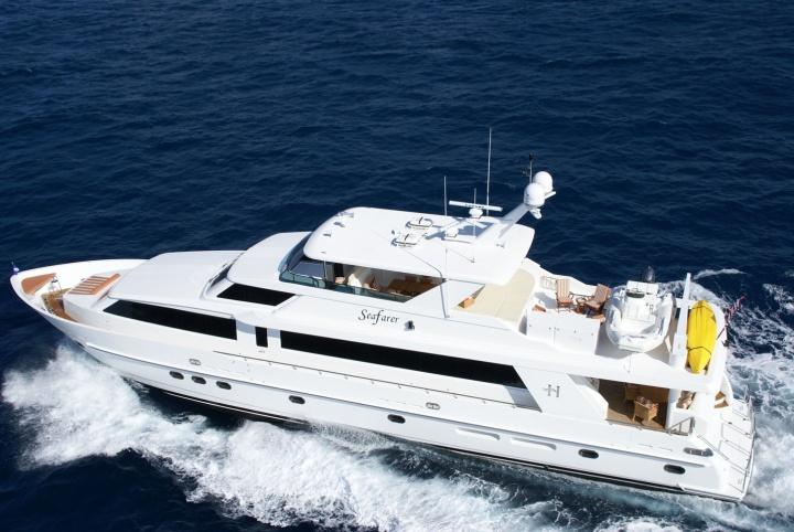 101' Hargrave RPH luxury yacht Seafarer