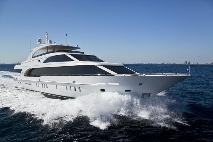 125' RPH superyacht Gigi II by Hargrave