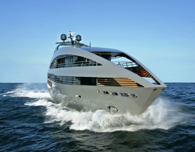 Luxury yacht Ocean Pearl - sistership to Ocean Emerald and Ocean Sapphire