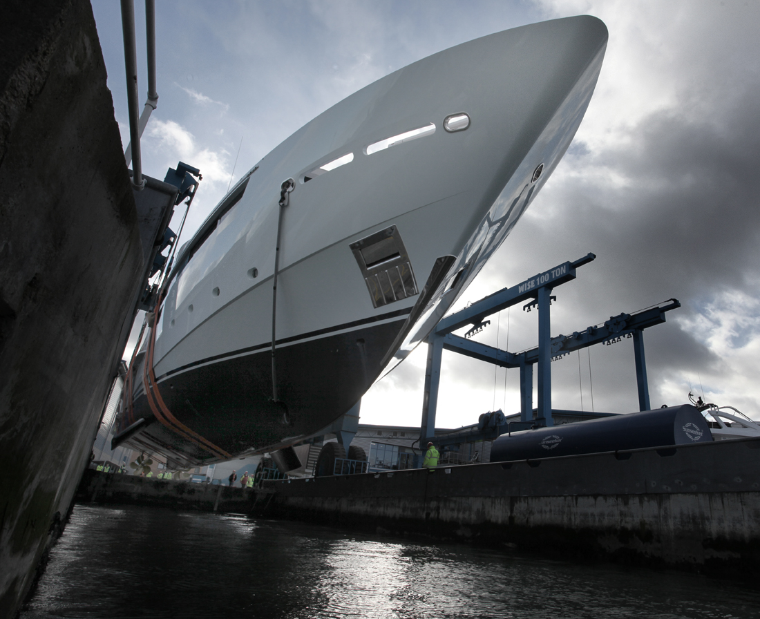 Sunseeker 155 Yacht Ready To Hit The Water Yacht Charter