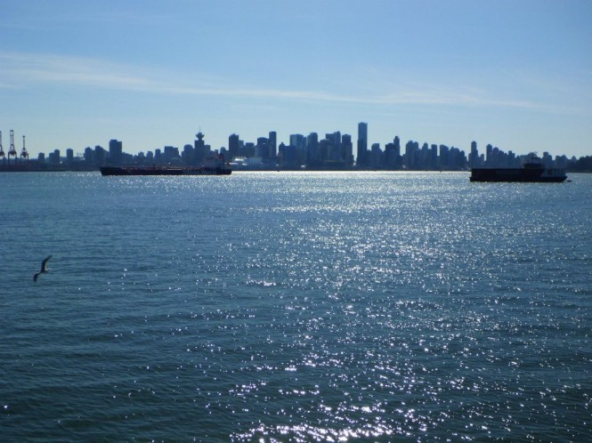 Vancouver in British Columbia, Canada to host the Pacific Yacht Conference 2014