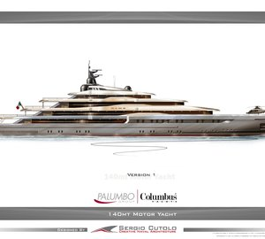 New superyacht lines unveiled by Columbus Yachts