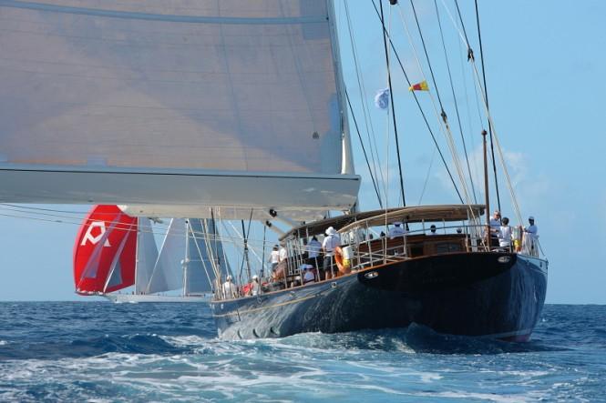 Magnificent schooners Athos & Adela - Credit: Tim Wright/photoaction.com