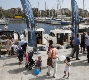 Barcelona International Boat Show 2014, October 15 - 19